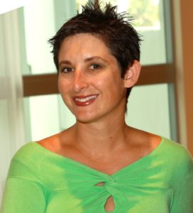 Photo of Stephanie Goldberg-Glazer